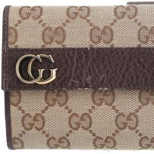 Gucci GG Continental Long Wallet